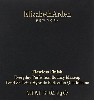 Kompakt-Foundation - Elizabeth Arden Flawless Finish Everyday Perfection Bouncy Makeup — Bild N4
