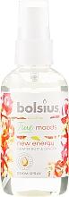 Düfte, Parfümerie und Kosmetik Raumspray Grapefruit und Ingwer - Bolsius Room Spray True Moods New Energy