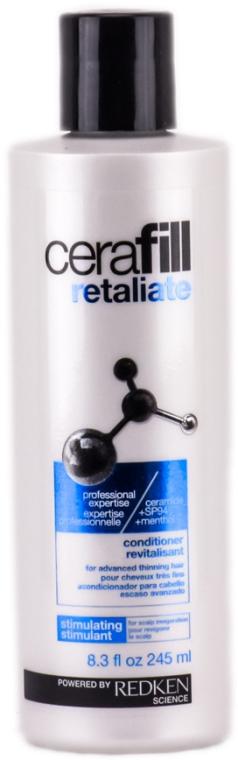 Haarspülung - Redken Cerafill Retaliate Conditioner — Bild N1