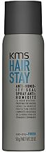 Schwereloses Glanzspray mit Feuchtigkeits- und Frizz-Schutz - KMS California HairStay Anti-Humidity Seal — Bild N1
