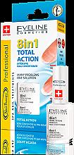 Düfte, Parfümerie und Kosmetik 8in1 Intensiver Nagelconditioner - Eveline Cosmetics Nail Therapy Total Action