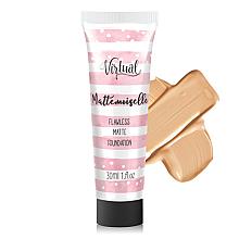 Düfte, Parfümerie und Kosmetik Foundation - Virtual Mattemoiselle Flawless Matte Foundation
