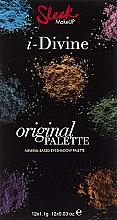 Lidschattenpalette - Sleek MakeUP i-Divine Mineral Based Eyeshadow Palette Original — Bild N2