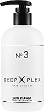 Düfte, Parfümerie und Kosmetik Farbschützende Haarkur für blondes, aufgehelltes Haar - Stapiz Deep Plex No.3 Bond Stabilizer