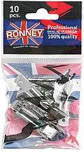 Düfte, Parfümerie und Kosmetik Professionelle Haarspange 10 St. - Ronney Professional Small Set Of Hair Clip