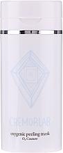 Düfte, Parfümerie und Kosmetik Peelingmaske für das Gesicht mit Sauerstoff - Cremorlab O2 Couture Oxygeninc Peeling Mask