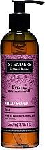 Düfte, Parfümerie und Kosmetik Flüssigseife Rose - Stenders Rose Mild Soap