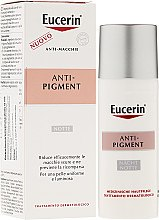 Düfte, Parfümerie und Kosmetik Nachtcreme gegen Pigmentflecken - Eucerin Eucerin ANti-Pigment Night Cream