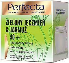 Düfte, Parfümerie und Kosmetik Intensiv pflegende Gesichtscreme für Tag und Nacht mit Liftingeffekt 40+ - Perfecta Intense Nourishing Lifting Cream