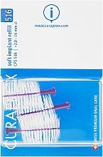 Düfte, Parfümerie und Kosmetik Interdentalbürsten-Set CPS 516 3 St. - Curaprox Soft Implant