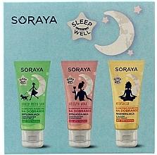 Düfte, Parfümerie und Kosmetik Gesichtspflegeset - Soraya Sleep Well (Gesichtsmaske 3x50ml)