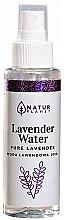 Düfte, Parfümerie und Kosmetik 100% Reines Lavendelwasser für das Gesicht - Natur Planet Pure Lavender Water