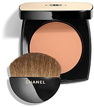 Gesichtspuder für natürlich strahlenden Teint - Chanel Les Beiges Poudre Belle Mine Naturelle — Bild N1