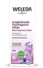 Feuchtigkeitsspendende Gesichtscreme mit Iris - Weleda Hydrating Day Cream Iris — Bild N2