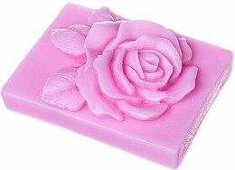 Düfte, Parfümerie und Kosmetik Handgemachte Naturseife Rose mit Kirschduft - LaQ Happy Soaps Natural Soap