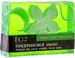 Düfte, Parfümerie und Kosmetik Glycerinseife mit Kräutern - ECO Laboratorie Herbal Hand Made Soap