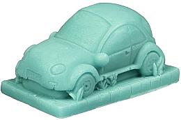 Düfte, Parfümerie und Kosmetik Handgemachte Naturseife Auto mit Kiwiduft - LaQ Happy Soaps Natural Soap