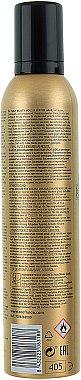 Styling-Mousse für lockiges Haar mit Arganöl - Orofluido Curly Mousse Strong Hold — Bild N2