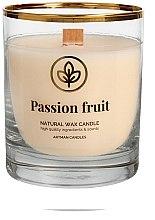 Düfte, Parfümerie und Kosmetik Duftkerze Passion Fruit - Artman Organic Candle Passion Fruit Arrivals Collection
