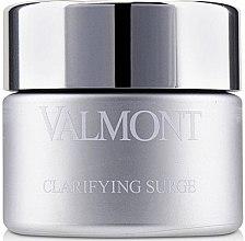 Düfte, Parfümerie und Kosmetik Klärende Gesichtscreme für strahlende Haut mit Seidenbaum-Extrakt - Valmont Clarifying Surge