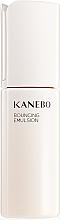 Düfte, Parfümerie und Kosmetik Reichhaltige und glättende Gesichtsemulsion - Kanebo Bouncing Emulsion