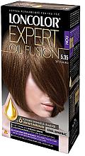 Düfte, Parfümerie und Kosmetik Ammoniakfreie Haarfarbe - Loncolor Expert Oil Fusion