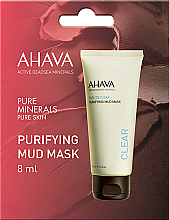 Düfte, Parfümerie und Kosmetik Reinigende Schlammmaske - Ahava Time To Clear Purifying Mud Mask