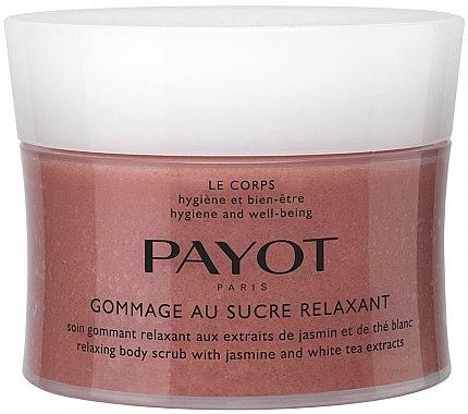 Körperpeeling mit Jasmin- und Weißtee-Extrakt - Payot Payot Le Corps Relaxing Body Scrub — Bild N1