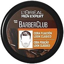 Düfte, Parfümerie und Kosmetik Langanhaltende Bartpomade Natürlicher Halt und Glanz - L'Oreal Men Expert Barber Club Soft Hold Wax