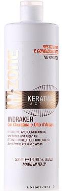 Haarspülung mit Keratin und Arganöl - H.Zone Keratine Active Conditioner — Bild N1