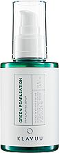 Düfte, Parfümerie und Kosmetik Feuchtigkeitsspendendes und beruhigendes Gesichtsserum mit PHA - Klavuu Green Pearlsation Pha Calming Serum