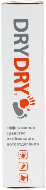 Langanhaltende Behnadlung gegen übermäßiges Schwitzen für Achseln, Füße und Hände - Excelsior Dry Dry — Bild N4