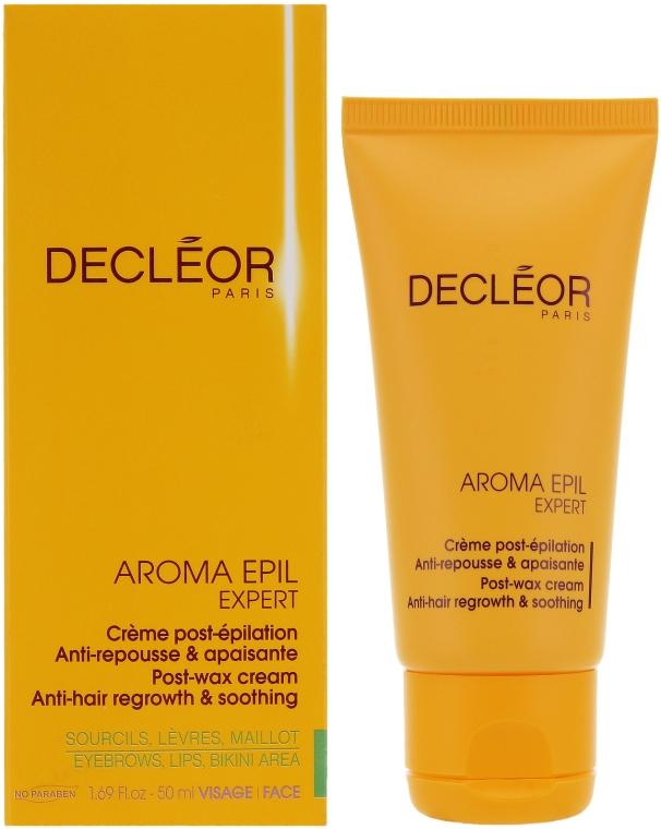 Beruhigende Creme nach der Enthaarung - Decleor Aroma Epil Expert Post-Wax Cream — Bild N1