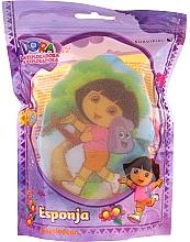 Düfte, Parfümerie und Kosmetik Kinder-Badeschwamm Dora 169-10 gelb - Suavipiel Dora Bath Sponge