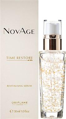 Revitalisierendes Gesichtsserum - Oriflame NovAge Time Restore — Bild N1