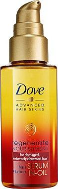 Regenerierendes und pflegendes Haarserum in Öl für sehr stapaziertes Haar - Dove Advanced Hair Series Serum In-Oil Regenerate Nourishment — Bild N2