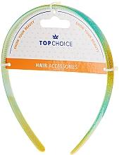Düfte, Parfümerie und Kosmetik Haarreif 27901 gelb-grün - Top Choice