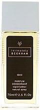 Düfte, Parfümerie und Kosmetik David Beckham Intimately Beckham Men - Parfümiertes Körperspray