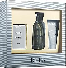 Düfte, Parfümerie und Kosmetik Bi-Es Brossi - Duftset (Eau de Toilette 100ml + Eau de Toilette Mini 15ml + Duschgel 50ml)