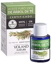 Düfte, Parfümerie und Kosmetik Natürliches Teebaumöl - Voland Nature Tea Tree Oil