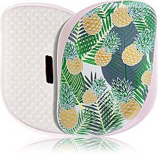 Kompakte Haarbürste - Tangle Teezer Compact Styler Brush Palms & Pineapples — Bild N1