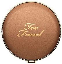 Düfte, Parfümerie und Kosmetik Gesichtsbronzer - Too Faced Chocolate Soleil Matte Bronzer