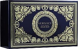 Düfte, Parfümerie und Kosmetik Versace Dylan Blue Pour Femme - Duftset (Eau de Parfum 50ml + Eau de Parfum 10ml + Kosmetiktasche)