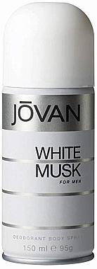 Jovan White Musk For Men - Deospray — Bild N1