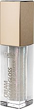 Düfte, Parfümerie und Kosmetik Flüssiger Lippenstift - Delia Cream Glow Gloss Be Glamour Liquid Lipstick
