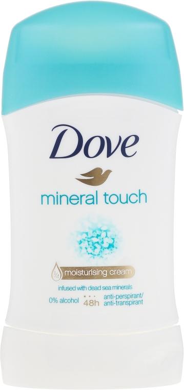 Deostick Antitranspirant - Dove Mineral Touch Deodorant — Bild N1