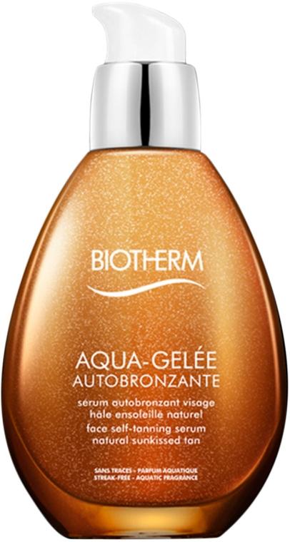 Selbstbräunungsgel - Biotherm Aqua-Gelee Autobronzante — Bild N1