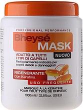 Düfte, Parfümerie und Kosmetik Regenerierende Keratinmaske für das Haar - Renee Blanche Mask Bheyse