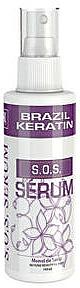 Regenerierendes Haarserum mit Extrakten aus Kokosnuss und Gardenie - Brazil Keratin S.O.S. Serum — Bild N1