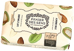 Düfte, Parfümerie und Kosmetik Extra sanfte Seife mit Mandelmilch und Sheabutter - Panier des Sens Shea Butter Soap Almond Milk